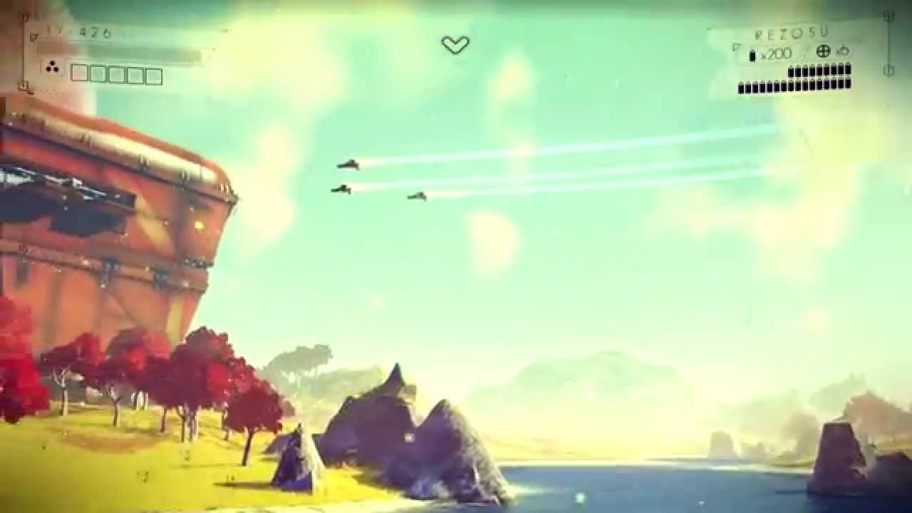 E3 2014: No Man's Sky – Infinite Worlds Trailer