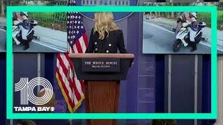 White House press briefing with Press Secretary Kayleigh McEnany