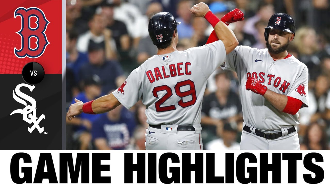 Download Red Sox vs. White Sox Game Highlights (9/11/21) | MLB Highlights