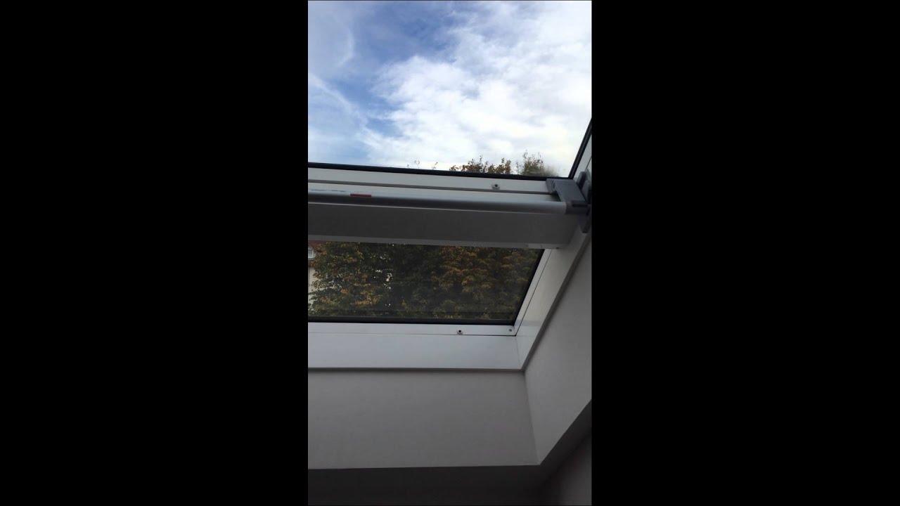 Braas Atelier Dachfenster Scheibentausch Nach Wassereintritt Original Grosse Modernisierung