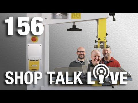 STL 156: Is a bigger bandsaw better?