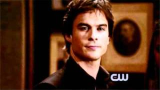 Damon Salvatore || Nero, my dog, Has Fleas