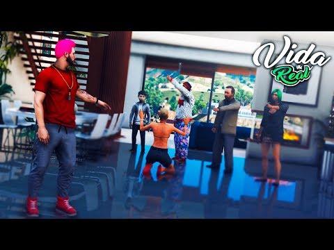 GTA V : VIDA REAL - DEMOS UM APARTAMENTO PRA ELES!!!! - #207