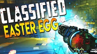 (BO4) *CLASSIFIED EASTER EGG* HUNT - BLACK OPS 4 CLASSIFIED ZOMBIES thumbnail