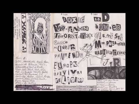 MATRAK - Demo [FRANCE - 1988]