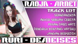 DJ REMIX 2019 SEANDAINYA (RADJA) - AKHIR SEBUAH CERITA (ARNET)
