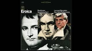 "Beethoven: Symphony No. 3 ""Eroica"" / Leonard Bernstein (Remastered) (1964/2017)"