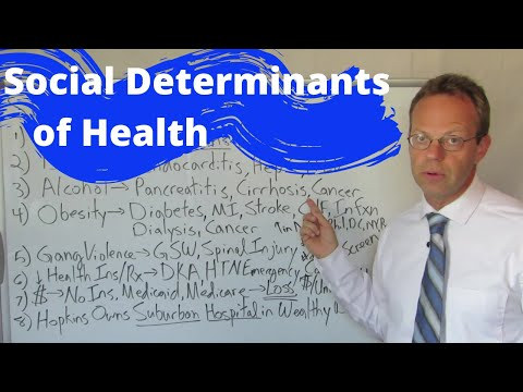 Social Determinants of Health: Impact on Medical Training and Healthcare Costs