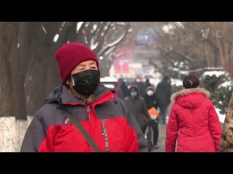 В Китае число инфицированных коронавирусом превысило 31 тысячу человек, 638 погибли.
