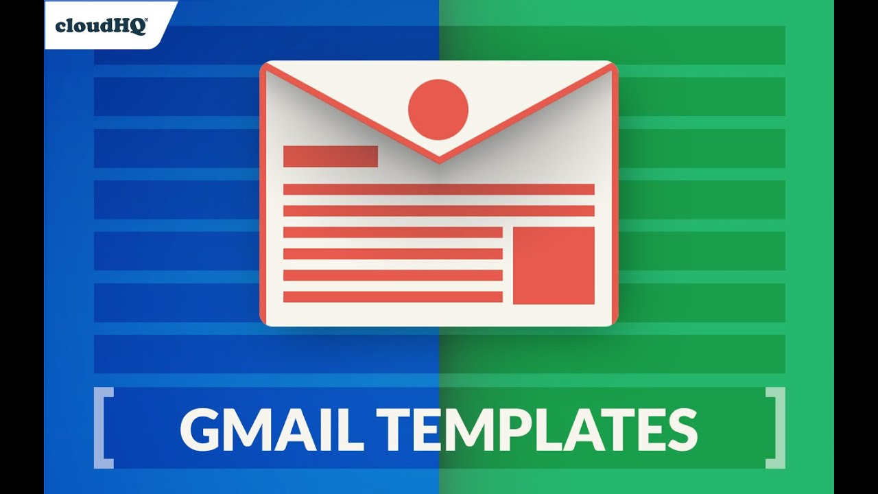 Free Gmail Templates For Your Email Campaign Needs YouTube - Free email templates for gmail