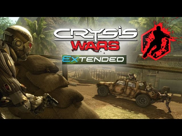 Crysis Wars - Crysis Multiplayer Still Alive and Kicking!