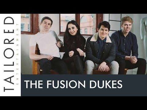 The Fusion Dukes - Covers Band For Weddings & Events