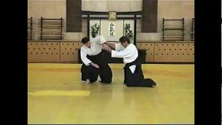 Базовая техника Айкидо 1-2 кю