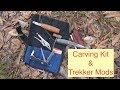 Wood Carving Kit and  SAK Trekker Mods