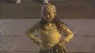 搞笑片段必睇 6歲細路女跳成人禮 勁mtv