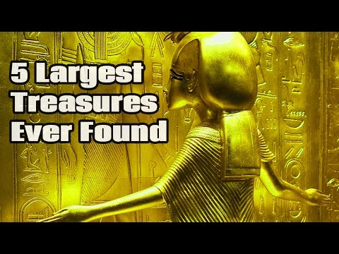 5 Largest Treasures Ever Found