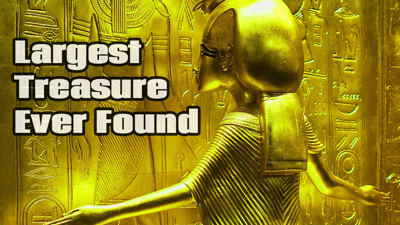 5 Largest Treasures Ever Found - YouTube