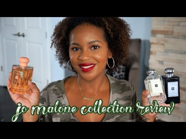 My Jo Malone Fragrance Collection Ranked