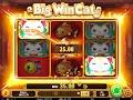 Игровой автомат Big Win Cat (Play'n GO)