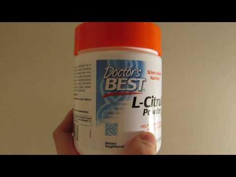 Dr Best L-Citrulline Review
