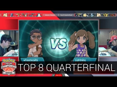 VGC17 Pokémon Malaysia Premier Challenge Winter #3 | Top 8 Quarterfinals