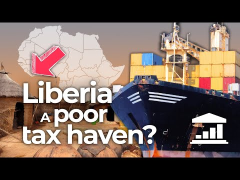 Why is LIBERIA a shipping POWERHOUSE? - VisualPolitik EN
