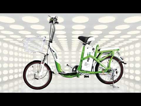 Giới thiệu xe đạp điện Hkbike Zinger Extra