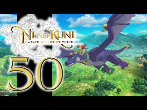 Beef Plays Ni No Kuni - EP50 - The Clarion!