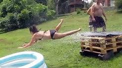 Ridiculous Water Landing Fails