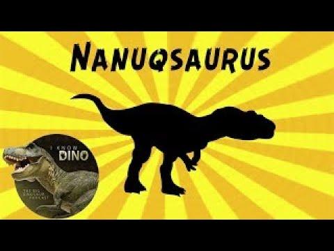 Nanuqsaurus: Dinosaur of the Day
