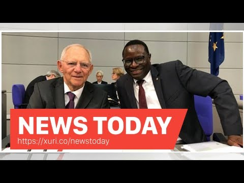 News Today - Schaeuble didn't rule out German minority Government