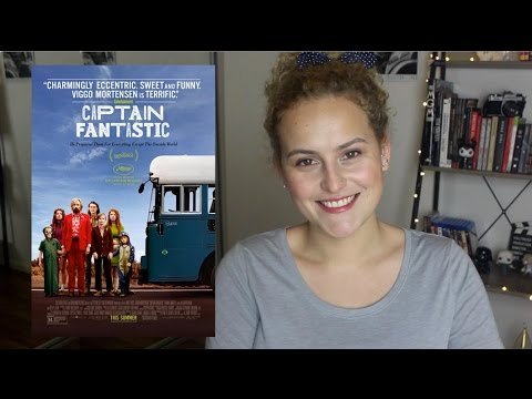 Syd Film Fest: Captain Fantastic (2016) Movie Review | ROLL CREDITS
