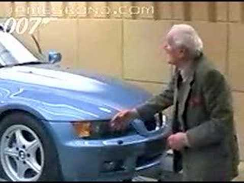 Bmw Z3 Roadster 007 Golden Eye Part 1 Youtube