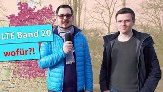 LTE Band 20 erklärt - warum es in Deutschland wichtig ist | feat. maxwireless.de