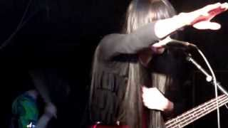 Bo Ningen - Daikaisei Part I // Henkan @ Dingwalls 4/4/2013 (1/9)