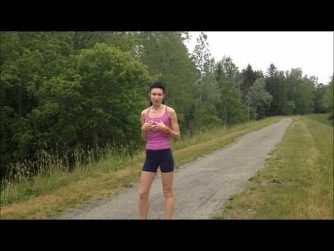 Preventing Knee Pain When Forefoot Running