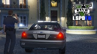 Creepy Silent Alarms | GTA 5 Mods LSPDFR Ep #656