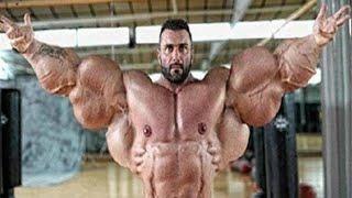 21 Bodybuilders That Took It Too Far
