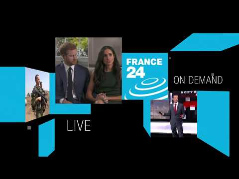 Watch France 24 Live And On Demand On OTT Streaming Devices