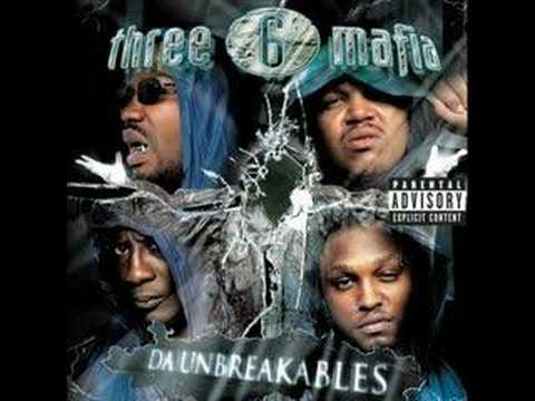 Three 6 Mafia Hard out here for a pimp