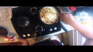 Видео Рецепт кальмары в сливочном соусе