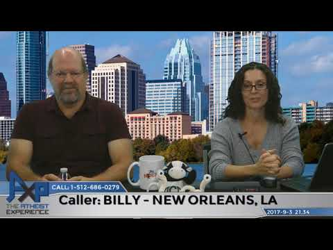 Pascal's Wager | Billy – New Orleans, LA | Atheist Experience 21.34