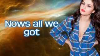 Love Will Remember by Selena Gomez Album Version with lyrics on screen and in description