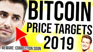 🎯 BITCOIN PRICE 2019 - Market Maker and Trader Predicts 📈 Correction, Manipulation, TA, Altcoins