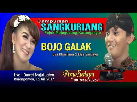 BOJO GALAK Eva Kharisma & Elya Sanjaya Campursari Sangkuriang 2017