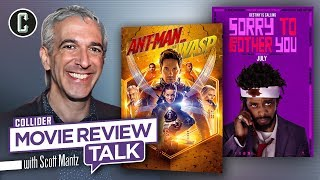 Ant-Man & the Wasp and Sorry to Bother You - Movie Review Talk with Scott Mantz