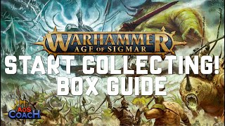 Age of Sigmar Start Collecting Box Guide