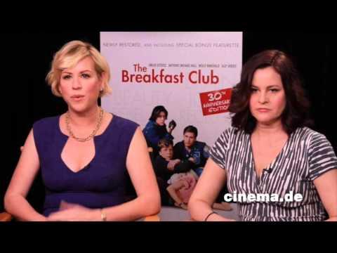 The Breakfast Club // Molly Ringwald Und Ally Sheedy // Interview // CINEMA-Redaktion
