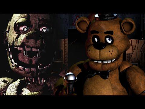 [FNAF Sims] FAN MOVIE ► Five Nights at Freddys The Fan Film (1 Hour)