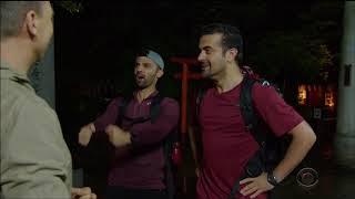 The Amazing Race 31 Episode 1 winners #afghanimals